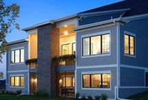 Eclectic Style Homes / www.windsorwindows.com