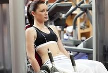 Workout: Gym Routines / If you're just starting with a gym or looking to move away from cardio only we'd certainly suggest that you meet with a trainer to develop the right plan for you. But, until you can do that, here's some gym routines that will help you out and change up your gym style.  / by 310 Nutrition