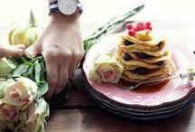 vegan pancakes alla zucca