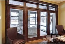 Patio Doors / by Windsor Windows & Doors