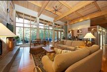 Livingrooms / Livingroom styles and inspiration with Windsor Windows & Doors