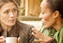 Courageous conversations and actions / Facilitating end-of-life issues