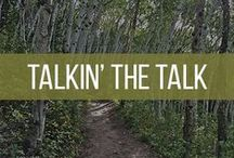 Talkin' the Talk / Blogtalk is featuring the Trailogy of the Emotional Sherpa. Join our weekly newsletter and follow the tangled tale of a very familiar character. www.trailtalkpc.com