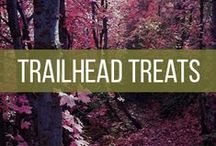 Trailhead Treats / Food for Thought. Check out Trailtalk nutrition. Good fuel puts a skip in our steps. Better Emotional Health takes one step®