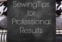 Sewing Tips / Sewing tips for sewing window treatments, home decor and simple sewing projects. Visit http://SimpleSewingProjects.com