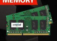 Memory / We sell guaranteed compatible working memory for desktops, notebooks, servers, printers, routers etc. We specialize in providing our customers with replacement parts that generate higher productivity on newer machines and extend the useful life of older ones.