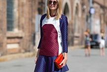 STREET CHIC / Las calles de las grandes capitales del mundo se han convertido en una pasarela, el chic urbano ya es un genero en materia de modas, aqui una seleccion local e internacional...