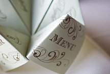 Crafty Invitations & Menus