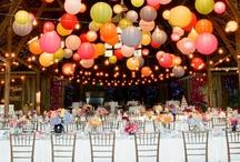 Balloons, Lanterns & Garlands