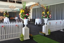 Vintage Racing Themed Xmas Party - Styled by 'The Nines' / Caulfield Racecourse 15th December 2012 - 320 People
