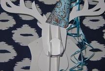 Winter Wonderland 40th Birthday - Styled by 'The Nines'