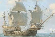 The Mary Rose / Inspiration for The Mary Rose