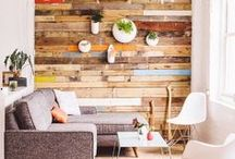 """Rustic Interior Design / 7M Woodworking is sometimes categorized as """"rustic interior design"""". See where we get inspiration for our woodworking projects, and find your own."""