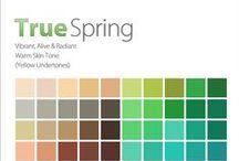 C. A. Spring - Warm/True/Shaded