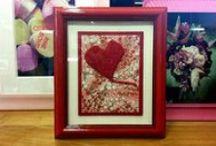 Valentine Look Board