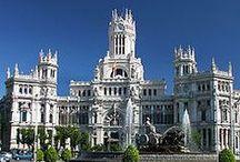 mi gran amor....Madrid <3 <3