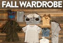 F/W Wardrobe