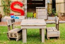 Kids Furniture Inspiration / Inspiring finds for kids outdoor furniture.