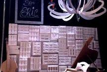 Cartone Magico / Arredamento, scenografie teatrali, complementi di arredo, allestimenti per vetrinistica, realizzati da C&C Creations per un artigianato chic ecologico. Handmade design.