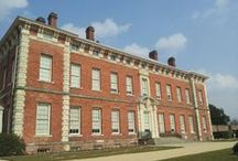 Beningbrough Hall / Beautiful gardens, parkland walks and an intriguing house to explore. Beningbrough is a great place to relax and be inspired all year round. Enjoy colourful Edwardian borders, working Victorian walled garden, labyrinth and family trails.