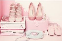pink girly <3