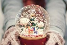 Noël en Hiver / Noël est ma fête préférée et les paysages sont juste magnifique  !