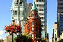 Toronto / Salvei algumas fotos de alguns dos lugares que eu fui em Toronto, só para matar a saudade ❤