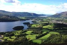The Lake District / The Lake District is England's largest National Park and is a beautiful place with lot's of things to do and explore!