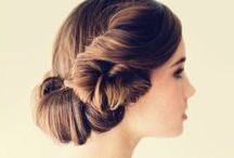 Bridal Hair Styles / Inspiration to chic bridal hair styles.