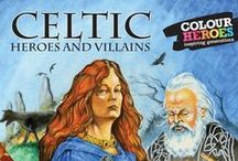'Heroes and Villains' History Books / Take a look at our range of 'Heroes and Villains' Books!