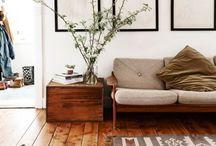 Intérieur / Design minimaliste pour une maison relaxante