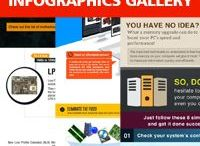 Infographics Gallery / Infographics by Memory4less.com