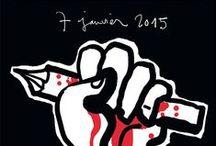 Revue de presse : 8 janvier 2015 (et après...) / Unes de journaux