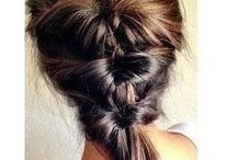 Tie me up pretty  / Cute hairstyles