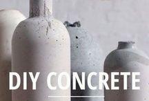 Beton/Cement/Concrete