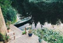 Terrasse et Jardin / Terrasse et jardin pour maison minimaliste