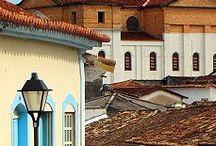 Cidade de Goiás Velho, Goiás / Brazil