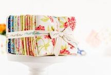 Fat Quarter Sewing Projects / Discover lots of fun fat quarter sewing projects! I LOVE fat quarters! :-)