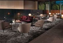 Minotti Hospitality / Hospitality according to Minotti, an innovative concept that combines comfort and elegance