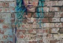 Street art and sculpture / The walls and streets are their oyster