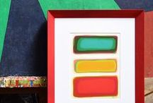 Rothko Look Board