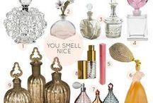 Perfume / Beautiful Perfume bottle designs