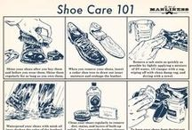 Footwear help. / Shoe guides, how to care for your shoes, choosing the right shoes, general footwear tips.