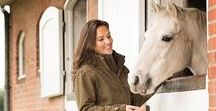 Equestrian Inspired / Clothing and footwear for equestrian life.