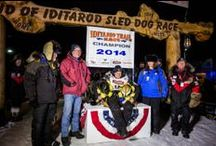 Iditarod / The Iditarod sled dog race is the toughest in the world. Follow our coverage of the Mushers and their teams as they embark on a 1000 mile journey across Alaska.