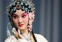 Kunqu Opera Show Picture Gallery of Mild China Tours / The Actress and Actor Gallery of Kunqu Opera - http://www.mildchina.com/history-culture/kunqu-opera-culture.html