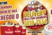Facebook / Capas do facebook Cold Stone Creamery Brasil
