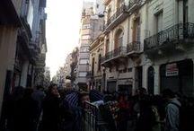 Para ver / Fotografias tirada em Buenos Aires, Argentina no período das aulas de Mestrado.