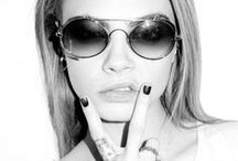 Terry Richardson / Images taken by the photographer Terry Richardson. Some fashion campaigns and some portrait work.