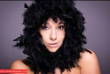 Sammi Jo Photoshoot / Sammi Jo Photoshoot Gaga inspired, lots of funky makeup and set! © Henry James Photography 2013